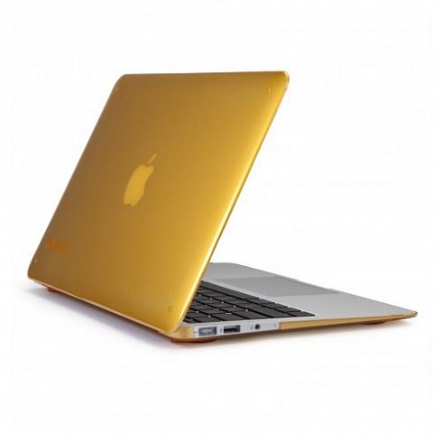 "Чехол Speck SeeThru Case для MacBook Air 11"" Орех (Butterbut Squash)"