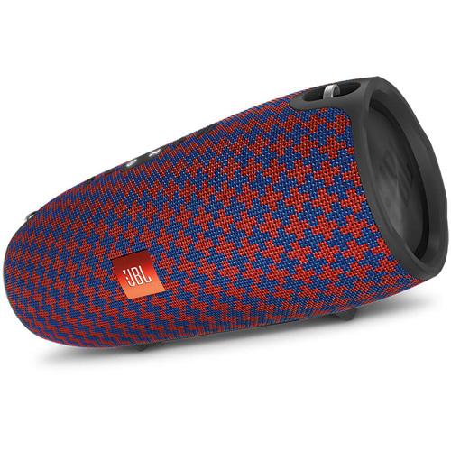 Акустическая система JBL Xtreme Limited Edition (Malta)Колонки и акустика<br>Портативная и водонепроницаемая беспроводная акустическая система JBL Xtreme с удивительно мощным звучанием и множеством полезных функций.<br><br>Цвет товара: Разноцветный<br>Материал: Пластик, текстиль
