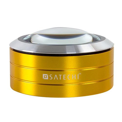 Лупа с подсветкой Satechi ReadMate жёлтаяМелочи для жизнииотдыха<br>Лупа с подсветкой Satechi ReadMate жёлтая<br><br>Цвет товара: Жёлтый