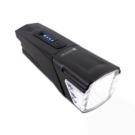 Велосипедный фонарь Satechi RideMate 2500mAhВелосипедные аксессуары<br>Велосипедный фонарь Satechi PowerBank RideMate 2500 mAh<br><br>Материал: Пластик