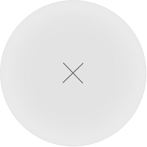 Беспроводное зарядное устройство Momax Q.Pad X Fast Wireless Charger (UD6W) белоеСетевые и беспроводные зарядки<br>Ультратонкая и мощная зарядка Momax Q.Pad X с технологией Qi, благодаря которой вы сможете быстро и безопасно заряжать устройства с поддержкой те...<br><br>Цвет товара: Белый<br>Материал: Пластик, силикон