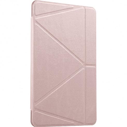 Чехол Gurdini Flip Cover для iPad mini 4 розовое золотоЧехлы для iPad mini 4<br>Чехол Gurdini для iPad mini 4 Rose Gold<br><br>Цвет товара: Розовое золото<br>Материал: Искусственная кожа, пластик
