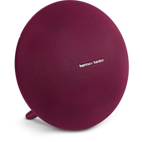 Акустическая система Harman Kardon Onyx Studio 3 краснаяКолонки и акустика<br>Harman Kardon Onyx Studio 3 создавалась для красоты и производительности!<br><br>Цвет товара: Красный<br>Материал: Металл, пластик, кожа, текстиль