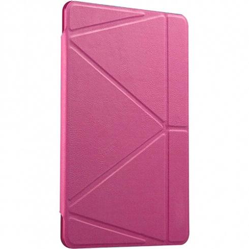 Чехол Gurdini Flip Cover для iPad Pro 10.5 розовыйЧехлы для iPad Pro 10.5<br>Изящный и надёжный чехол Gurdini Flip Cover — идеальный аксессуар для вашего iPad Pro 10.5.<br><br>Цвет товара: Розовый<br>Материал: Полиуретановая кожа, пластик