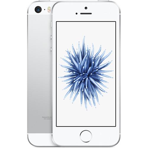 Apple iPhone SE - 64 Гб серебристыйApple iPhone 5s/SE<br>Новинка весны 2016 года от Apple — iPhone SE — объединил в себе уже знакомые новейшие технологии и самый полюбившийся пользователям дизайн.<br><br>Цвет товара: Серебристый<br>Материал: Металл<br>Цвета корпуса: серебристый<br>Модификация: 64 Гб