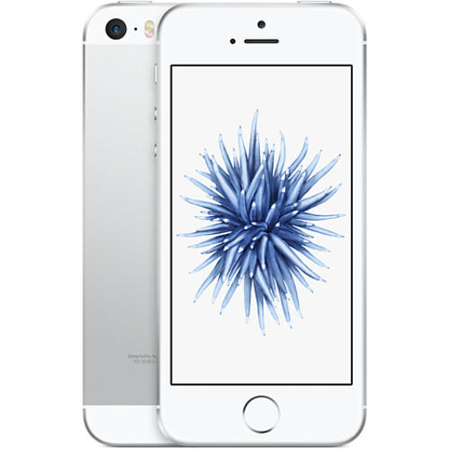 Apple iPhone SE - 64 Гб серебристыйApple iPhone 5s/SE<br>Apple iPhone SE - 64 Гб серебристый<br><br>Цвет товара: Серебристый<br>Модификация: 64Гб