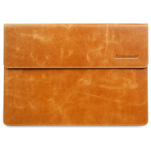 Чехол Dbramante1928 Lyngby для планшетов до 10Чехлы для iPad Pro 9.7<br>Стильный чехол выполнен из натуральной кожи, позволит защитить Айпад от внешних повреждений.<br><br>Цвет товара: Коричневый<br>Материал: Натуральная кожа