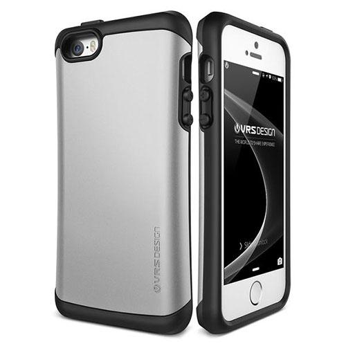 Чехол Verus Hard Drop для iPhone 5/5S/SE серебристый (904506)Чехлы для iPhone 5s/SE<br>Чехол Verus Hard Drop для iPhone 5/5S/SE серебристый (904506)<br><br>Цвет товара: Серебристый<br>Материал: Поликарбонат, полиуретан