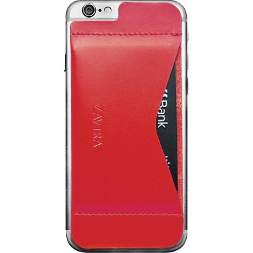 Чехол-кошелёк ZAVTRA для iPhone 6/6s красныйЧехлы для iPhone 6/6s<br>Практичность и минимализм.<br><br>Цвет товара: Красный<br>Материал: Натуральная кожа