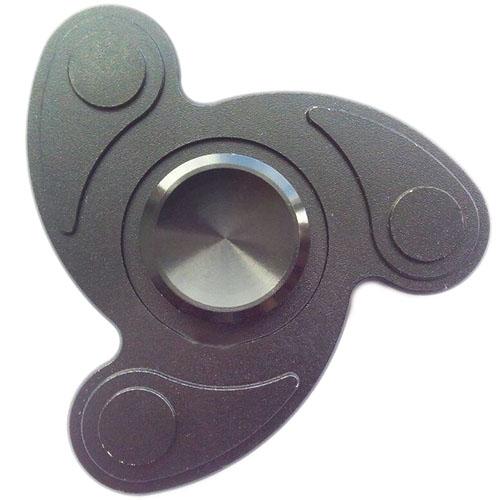 Спиннер EDC Metal Series Водоворот SP4562Игрушки-антистресс<br>Спиннеры от EDC крутятся невероятно долго!<br><br>Цвет товара: Чёрный<br>Материал: Алюминий