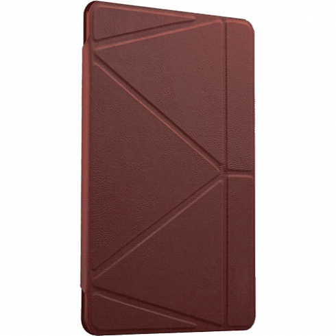 Чехол Gurdini Flip Cover для iPad Pro 10.5 коричневыйЧехлы для iPad Pro 10.5<br>Изящный и надёжный чехол Gurdini Flip Cover — идеальный аксессуар для вашего iPad Pro 10.5.<br><br>Цвет товара: Коричневый<br>Материал: Полиуретановая кожа, пластик