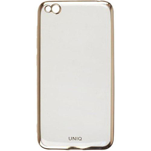Чехол Uniq Glacier Glitz для Xiaomi RedMi 4A золотойЧехлы для Xiaomi<br>Uniq Glacier Glitz будет защищать смартфон от неприятностей изо дня в день!<br><br>Цвет товара: Золотой<br>Материал: Пластик