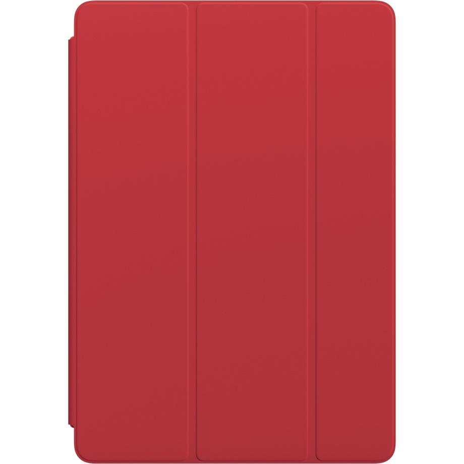 Чехол Apple Smart Cover для iPad Pro 10.5 красный (PRODUCT)REDЧехлы для iPad Pro 10.5<br>Элегантная обложка Smart Cover из высококачественной полиуретановой кожи защищает дисплей iPad Pro.<br><br>Цвет товара: Красный<br>Материал: Полиуретан