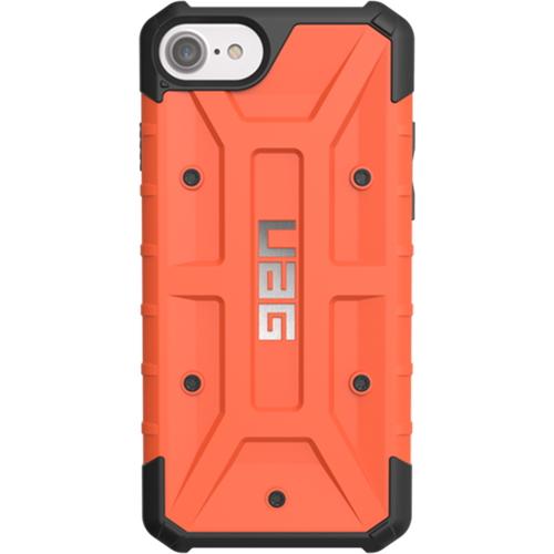 Чехол UAG Pathfinder Series Case для iPhone 6/6s/7 оранжевыйЧехлы для iPhone 7<br>Чехлы от компании Urban Armor Gear разработаны и спроектированы таким образом, чтобы обеспечить максимальную защиту вашему смартфону.<br><br>Цвет товара: Оранжевый<br>Материал: Пластик