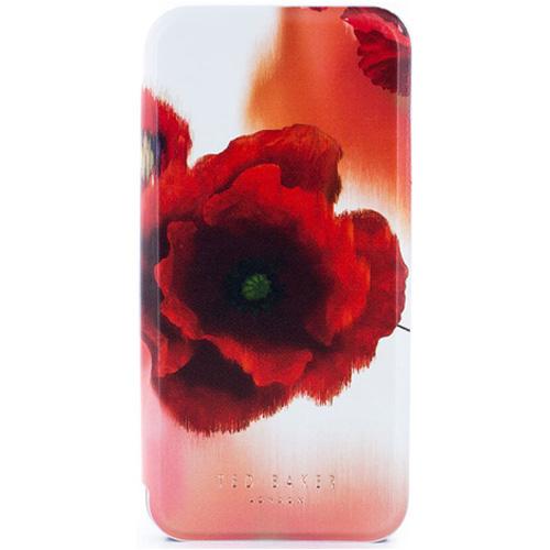 Чехол Ted Baker CARLETO-PLAYFUL POPPY для iPhone 6/6s/7 (40697)Чехлы для iPhone 6/6s<br>Изысканный чехол-книжка Ted Baker CARLETO-PLAYFUL POPPY — высококлассная защита для вашего iPhone 7.<br><br>Цвет товара: Красный<br>Материал: Поликарбонат, полиуретан