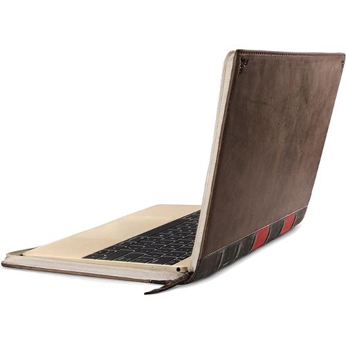 Чехол Twelve South BookBook для MacBook 12 RetinaЧехлы для MacBook 12 Retina<br>Twelvesouth BookBook в твердом переплете для MacBook 12<br><br>Цвет товара: Коричневый<br>Материал: Натуральная кожа, текстиль