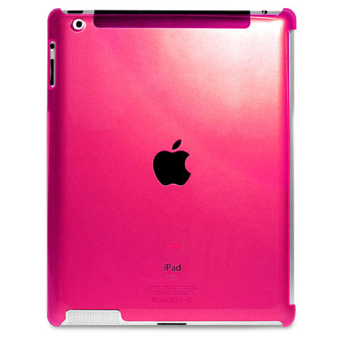 Чехол Puro Crystal Cover Fluoresce для iPad 2 / iPad 3 розовыйЧехлы для iPad 1/2/3/4 (2010-2013)<br>Puro Crystal Cover Fluoresce - это яркий флуорисцентный чехол для iPad 2 / iPad 3.<br><br>Цвет товара: Розовый<br>Материал: Пластик