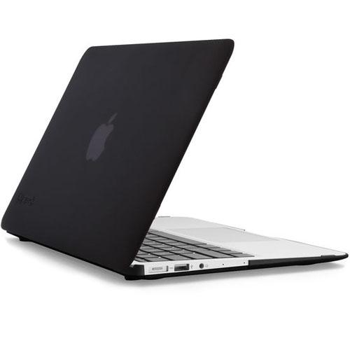 Чехол Speck SeeThru Case для MacBook Air 11 Чёрный (Matte Finish Black)Чехлы для MacBook Air 11<br>Speck SeeThru Case создан для тех, кто не расстаётся со своим MacBook.<br><br>Цвет товара: Чёрный<br>Материал: Поликарбонат