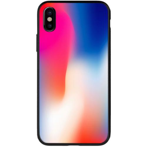 Чехол WK Design Azure Stone Series для iPhone X (стиль 7)Чехлы для iPhone X<br>Чехлы WK Design Azure Stone Series — это яркие и оригинальные принты, которые вдохновят вас и окружающих, а также надежная защита вашего iPhone X!<br><br>Цвет товара: Разноцветный<br>Материал: Пластик