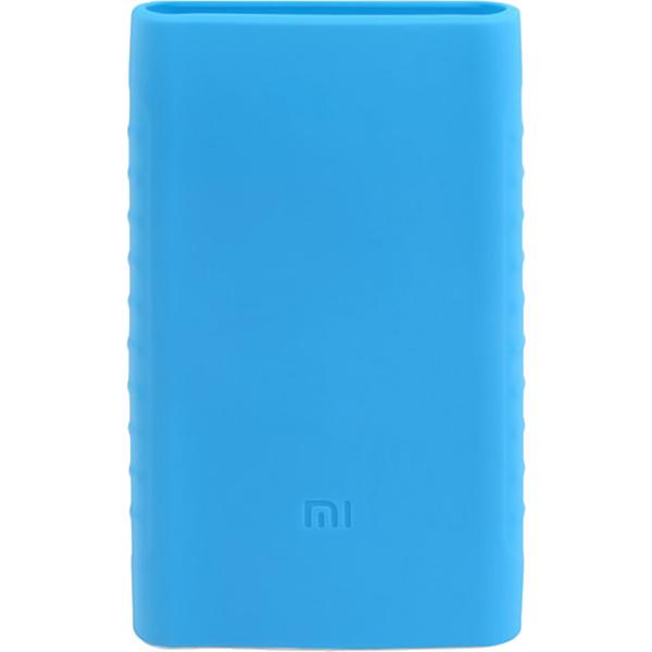 Силиконовый чехол Xiaomi Silicone Protector Sleeve для аккумулятора Mi Power Bank 2 (10000 мАч) голубойВнешние аккумуляторы<br>Силиконовый чехол Xiaomi Silicone Protector Sleeve — защита и украшение для вашего аккумулятора Mi Power Bank 2 (10000 мАч).<br><br>Цвет товара: Голубой<br>Материал: Силикон