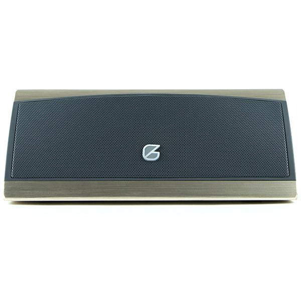 Портативная колонка GZ Electronics LoftSound GZ-66 золотаяКолонки и акустика<br>Путешествуйте и развлекайтесь вместе с GZ Electronics LoftSound GZ-66!<br><br>Цвет товара: Золотой<br>Материал: Металл, пластик