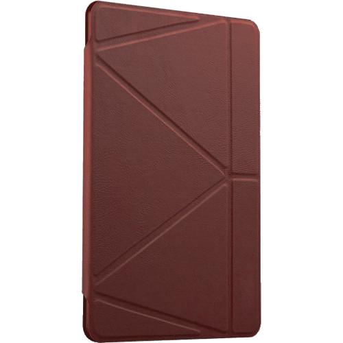Чехол Gurdini Flip Cover для iPad (2017) коричневыйЧехлы для iPad (2017)<br>Gurdini Flip Cover — отличная пара для вашего iPad (2017)!<br><br>Цвет товара: Коричневый<br>Материал: Полиуретановая кожа, пластик