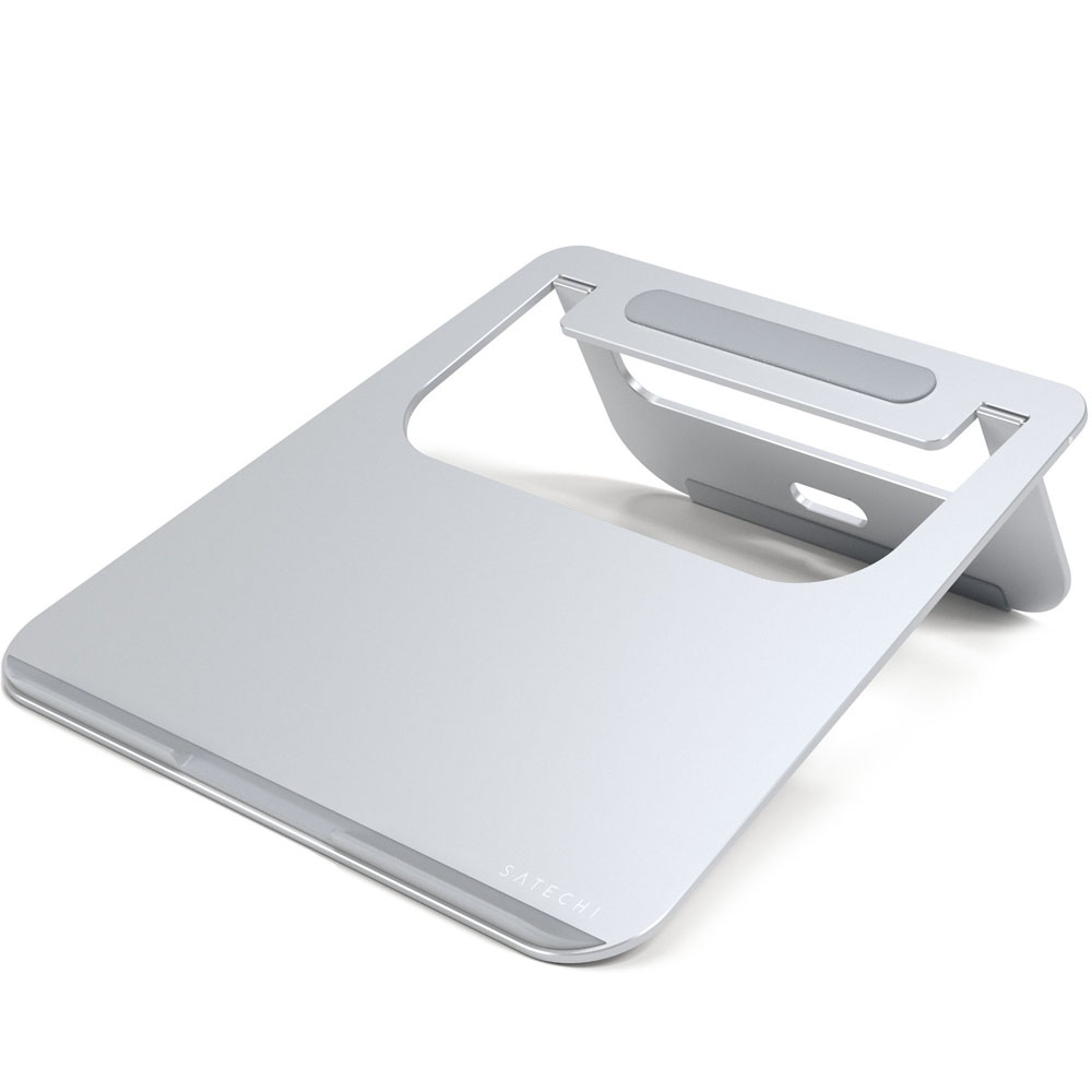 Подставка Satechi Aluminum Laptop Stand для MacBook серебристая (ST-ALTSS)Подставки для Mac<br>Алюминиевая подставка Satechi Aluminium Laptop Stand (ST-ALTSS) для Macbook серебристая<br><br>Цвет товара: Серебристый<br>Материал: Алюминий