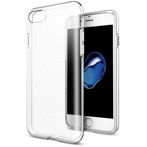 Чехол Spigen Liquid Crystal для iPhone 7 (Айфон 7) кристально-прозрачный (SGP-042CS20435)Чехлы для iPhone 7<br>Spigen Liquid Crystal создан для тех, кого привлекает минимализм и оригинальность форм.<br><br>Цвет товара: Прозрачный<br>Материал: Термопластичный полиуретан TPU