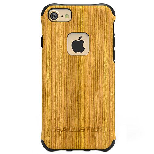 Чехол Ballistic Urbanite Select Wood для iPhone 7 светлое деревоЧехлы для iPhone 7<br>Уникальный чехол Ballistic Urbanite Select Wood станет идеальной защитой для вашего гаджета при повседневном использовании.<br><br>Цвет товара: Жёлтый<br>Материал: Натуральное дерево, полиуретан