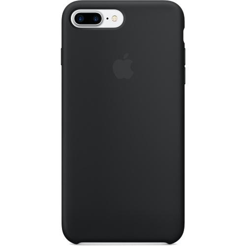 Силиконовый чехол Apple Case для iPhone 7 Plus (Айфон 7 Плюс) чёрныйЧехлы для iPhone 7 Plus<br>Apple Case специально созданы для iPhone 7 Plus!<br><br>Цвет товара: Чёрный<br>Материал: Силикон