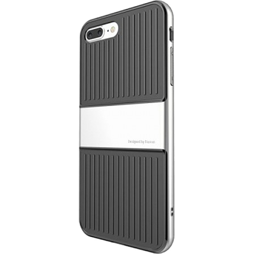 Чехол Baseus Travel Case для iPhone 7 Plus серебристый