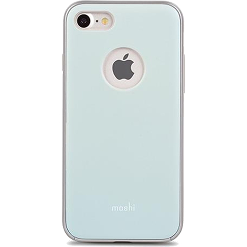 Чехол Moshi iGlaze для iPhone 7 (Айфон 7) голубойЧехлы для iPhone 7<br>Минимализм и максимальная защита объединились в одном аксессуаре для Айфон 7, чехле Moshi iGlaze.<br><br>Цвет товара: Голубой<br>Материал: Поликарбонат, полиуретан