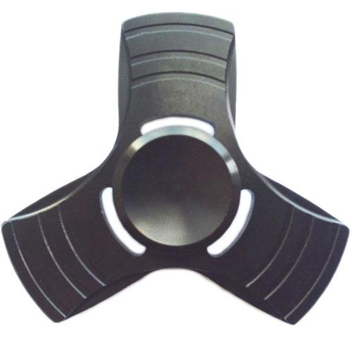 Спиннер EDC Metal Series Лепестки SP4539Игрушки-антистресс<br>Спиннеры от EDC крутятся невероятно долго!<br><br>Цвет товара: Чёрный<br>Материал: Алюминий