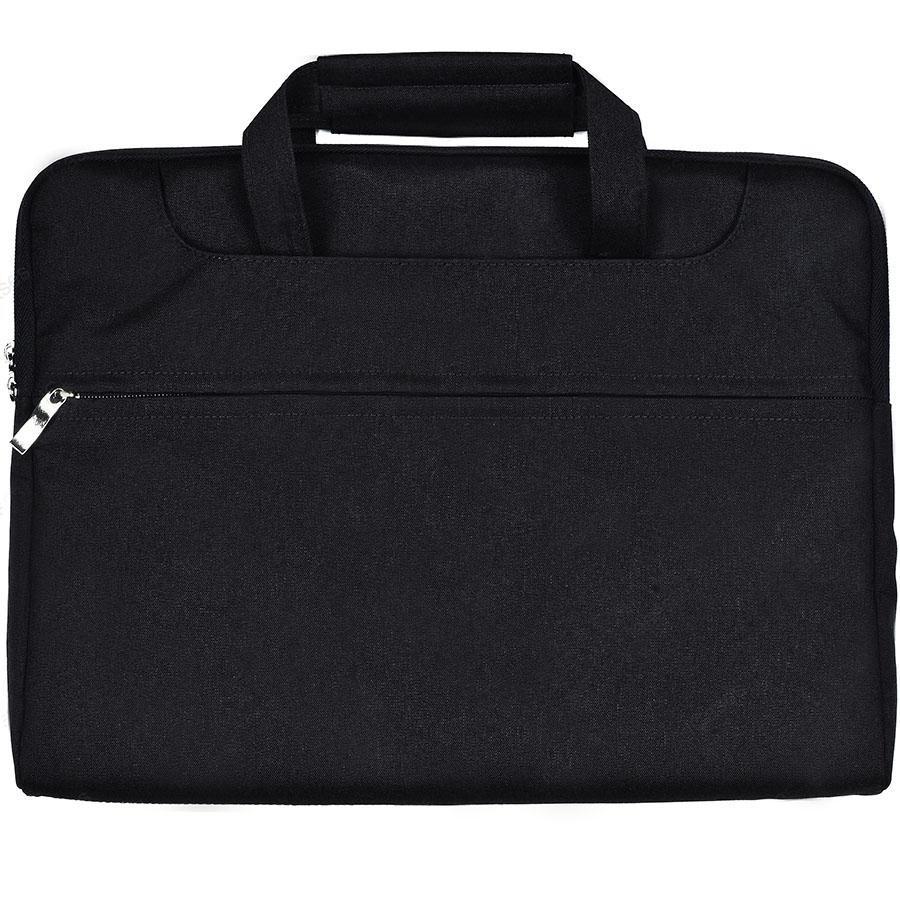 Сумка DDC Eco Series для MacBook 15 чёрнаяСумки для ноутбуков<br>DDC Eco Series станет верным спутником активного, делового человека.<br><br>Цвет товара: Чёрный<br>Материал: Текстиль