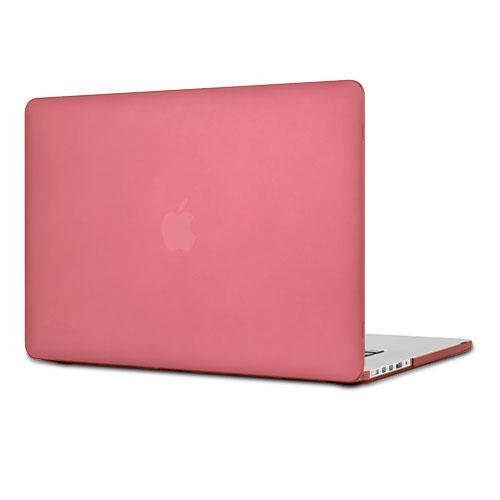 Чехол Crystal Case для MacBook Pro 15 Retina РозовыйMacBook Pro<br>Чехол Crystal Case для MacBook Retina 15 розовый<br><br>Цвет: Розовый<br>Материал: Поликарбонат