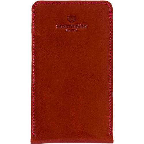Чехол кожаный Stoneguard для iPhone 6/6s/7 красный (512)Чехлы для iPhone 6/6s<br>Кожаный чехол от Stoneguard — выбор тех, кто желает всегда идти в ногу со временем!<br><br>Цвет товара: Красный<br>Материал: Натуральная кожа, войлок