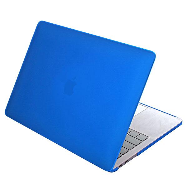 Чехол Crystal Case для MacBook Pro 15 Touch Bar (USB-C) синийMacBook Pro 15<br>Crystal Case — ультратонкая, лёгкая, полупрозрачная защита для вашего лэптопа.<br><br>Цвет: Синий<br>Материал: Поликарбонат