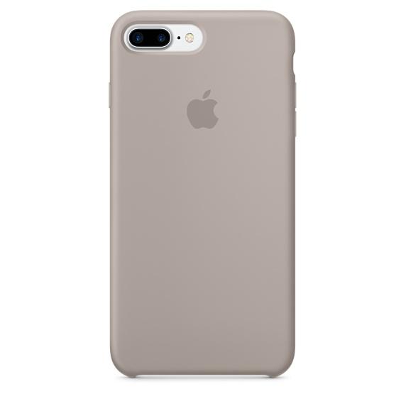 Силиконовый чехол Apple Case для iPhone 7 Plus (Айфон 7 Плюс) морская галькаЧехлы для iPhone 7 Plus<br>Apple Case специально созданы для iPhone 7 Plus!<br><br>Цвет товара: Бежевый<br>Материал: Силикон