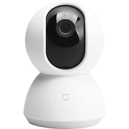 Камера видеонаблюдения Xiaomi MiJia 360° Smart Home PTZ Camera (QDJ4008CN)Системы видеонаблюдения и безопасности<br>С Xiaomi MiJia 360° ваш дом и его обитатели будут всегда под присмотром!<br><br>Цвет товара: Белый<br>Материал: Пластик