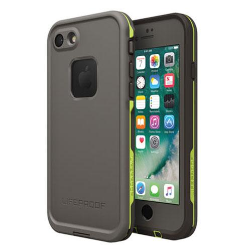Чехол Lifeproof Fre для iPhone 7 серыйЧехлы для iPhone 7/7 Plus<br>Чехол надежно защищает iPhone 7 от влаги, грязи и снега!<br><br>Цвет товара: Серый