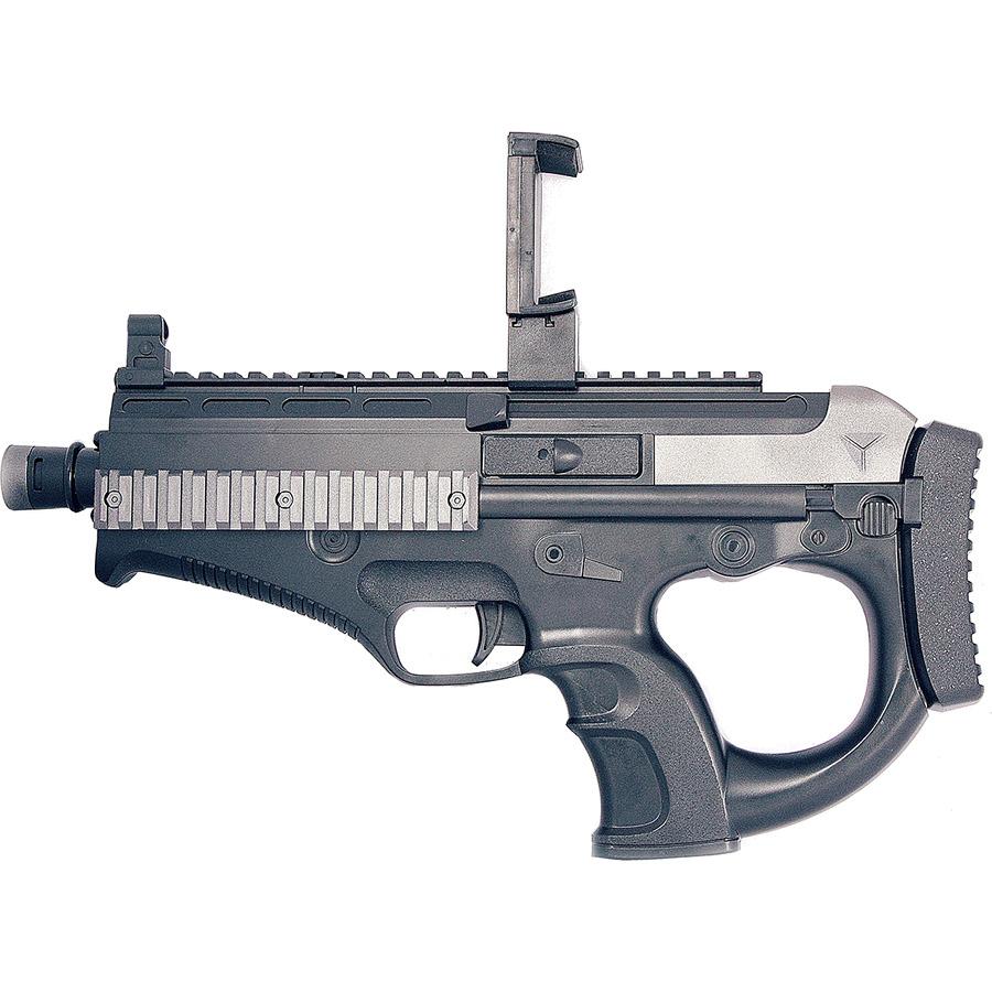 Пистолет для виртуальной реальности Evoplay AR Gun ARG-31Игрушки управляемые смартфоном<br>AR Game Gun создает реальность в любом месте, в любое время!<br><br>Цвет товара: Чёрный<br>Материал: Пластик
