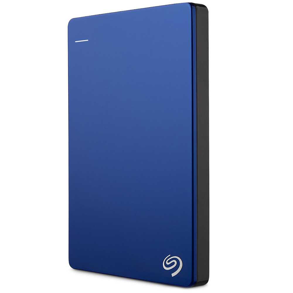Внешний жесткий диск Seagate Original Backup Plus Slim 1 Тб (STDR1000202) синийВнешние накопители<br>Seagate Original Backup Plus Slim сохранит любую цифровую информацию.<br><br>Цвет товара: Синий<br>Материал: Пластик<br>Модификация: 1 Тб