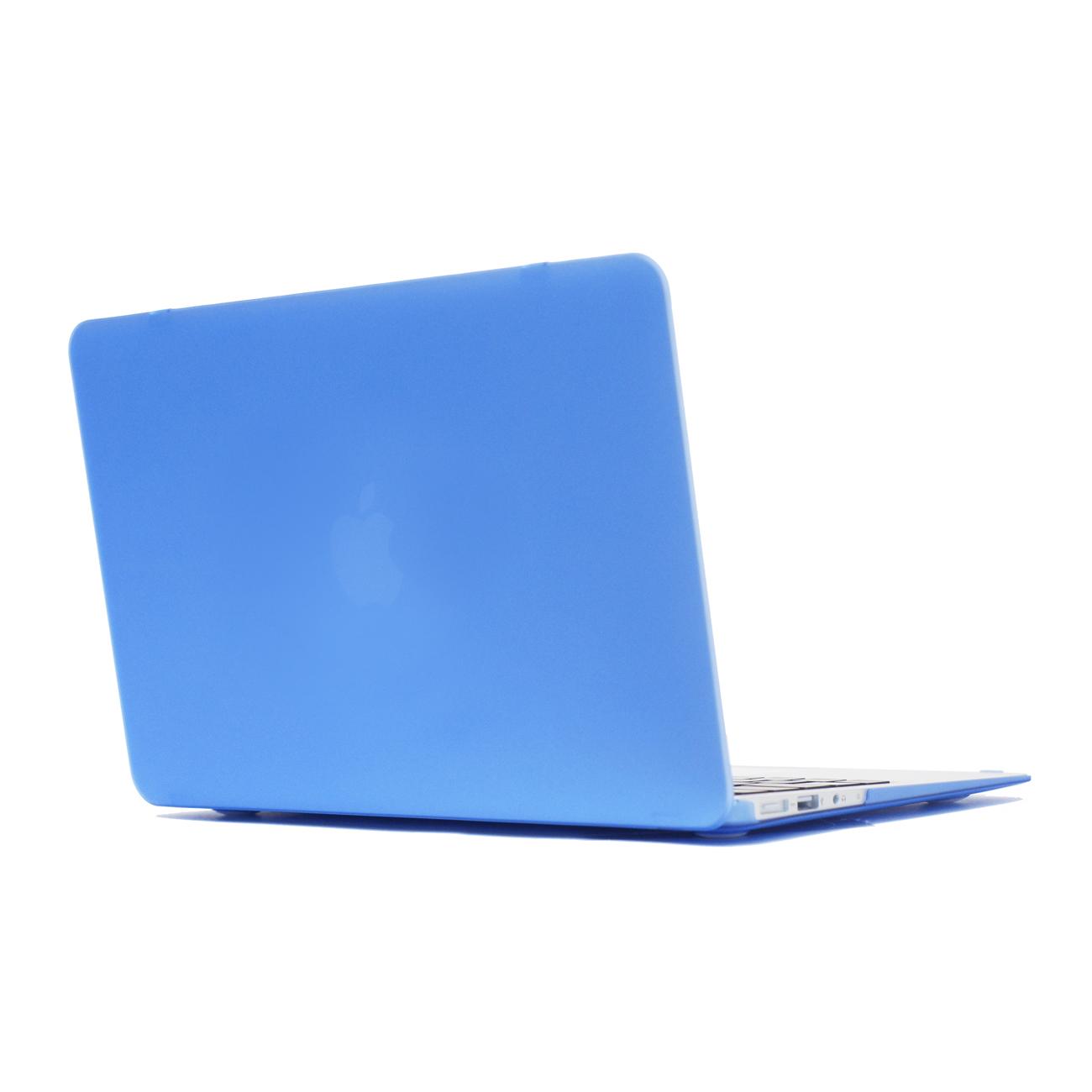 Чехол Crystal Case для MacBook Pro Retina 13 ГолубойMacBook<br>Crystal Case — ультратонкая, лёгкая, полупрозрачная защита для вашего лэптопа.<br><br>Цвет: Голубой<br>Материал: Поликарбонат