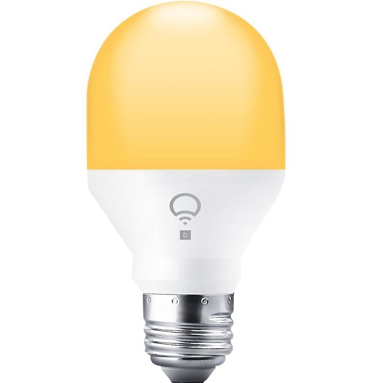 Умная лампа LIFX Mini Day &amp; Dusk (A19) E27 для iOS и AndroidУмные лампы<br>LIFX Mini Day &amp; Dusk — потрясающее дизайнерское решение для любого дома!<br><br>Цвет: Белый<br>Материал: Керамика, металл