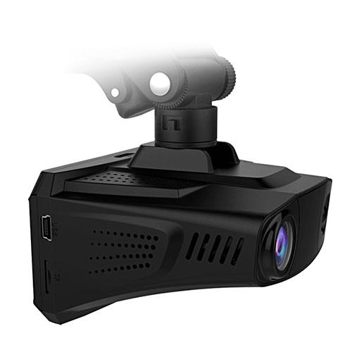 Автомобильный видеорегистратор Dunobil RationeВидеорегистраторы<br>Dunobil Ration - видеорегистратор со встроенным радар-детектором и GPS-трекером.<br><br>Цвет товара: Чёрный<br>Материал: Пластик, металл