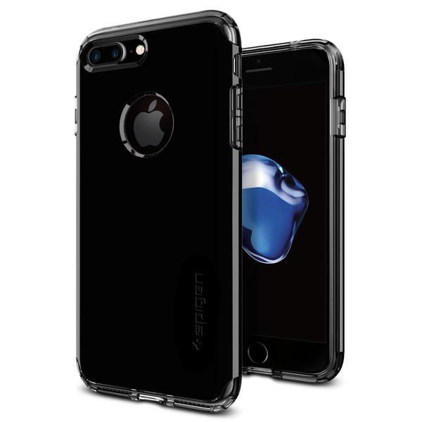 Чехол Spigen Hybrid Armor для iPhone 7 и 8 Plus (Айфон 7 Плюс) ультрачёрный (SGP-043CS20849)Чехлы для iPhone 7 Plus<br>Spigen Hybrid Armor превосходно справится с ежедневными трудностями!<br><br>Цвет товара: Чёрный оникс<br>Материал: Поликарбонат, полиуретан