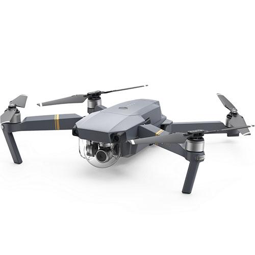Квадрокоптер DJI Phantom Mavic ProКвадрокоптеры домашние<br>DJI Phantom Mavic - миниатюрный, мощный и высокотехнологичный квадрокоптер.<br><br>Цвет товара: Серый<br>Материал: Металл, пластик