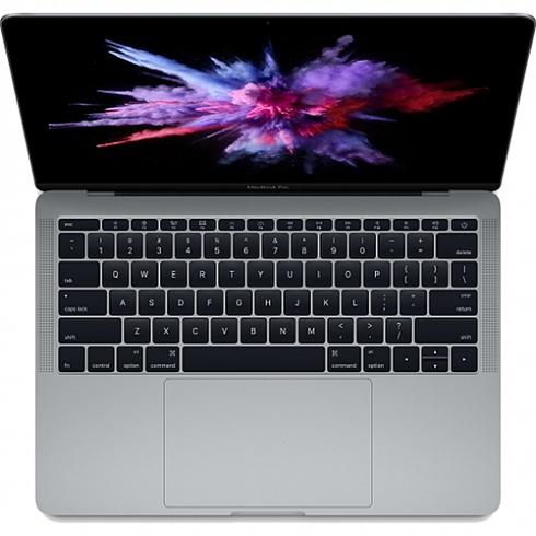 Ноутбук Apple MacBook Pro 13 Retina Intel Core i5 2.3GHz, 8GB, 128GB (MPXQ2) Серый космосMacBook Pro 13/15<br>Новый Apple MacBook Pro стал быстрее и мощнее, легче и тоньше.<br><br>Цвет товара: Серый космос<br>Материал: Алюминий, пластик<br>Модификация: 128 Гб
