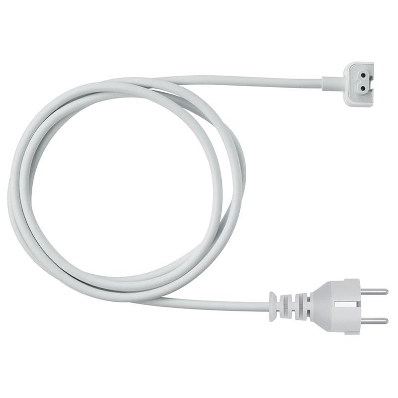 Удлинитель Apple для адаптера питания USB MagSafe / MagSafe 2Кабели Type-C и другие<br>С удлинителем Apple для адаптеров питания вы сможете работать там, где вам комфортно!<br><br>Цвет товара: Белый<br>Материал: Пластик, силикон