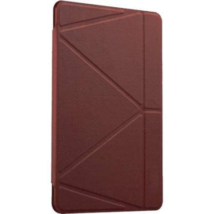 Чехол кожаный Gurdini Flip Cover для iPad Pro (9,7) коричневыйЧехлы для iPad Pro 9.7<br>Чехол книжка iPad Pro 97 Gurdini Lights Series коричневый<br><br>Цвет товара: Коричневый<br>Материал: Эко-кожа, поликарбонат